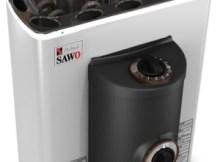 Mini Saunaofen Sawo steuerung seitlich