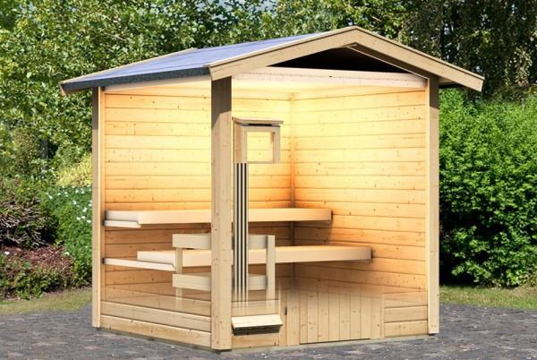 liegen platz 4 personen lasse sauna