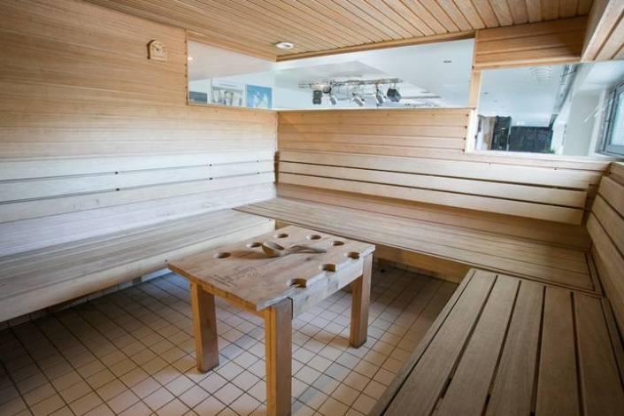 Euphoria sauna