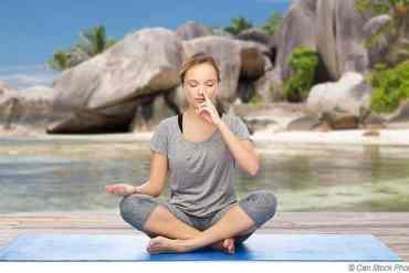 Bewusstes Atmen kann den Blutdruck senken, Schmerzen lindern und Ängste verringern