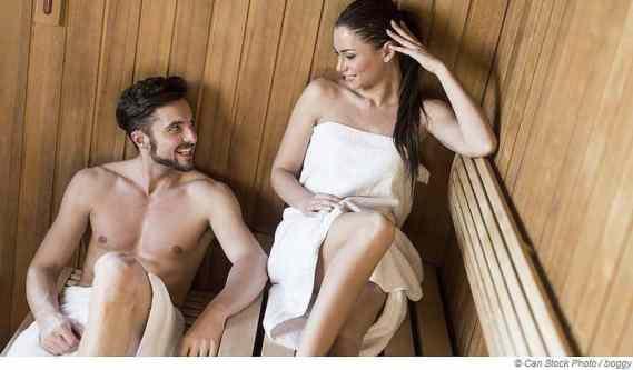 Eine eigene Heimsauna bietet Entspannung für Körper und Geist