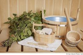 Beliebte und nützliche Begleitartikel für die Sauna