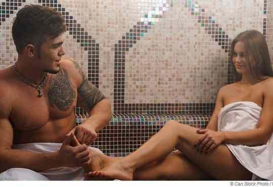 Hamam oder Sauna - Reinigung für Körper, Geist und Seele