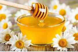 Honig-Salz-Peeling für eine schöne weiche Haut