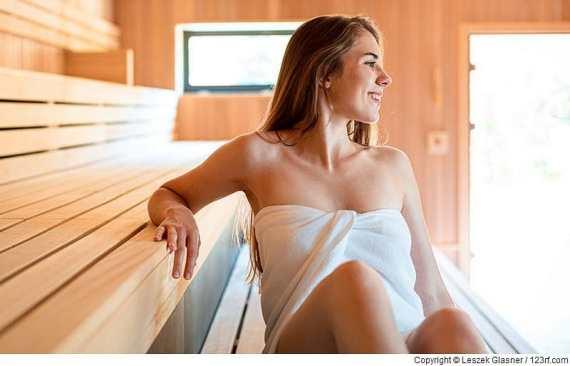 Darf manmit Psoriasis in die Sauna?