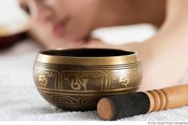 Klangmassage für Körper und Geist