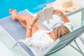 Lesen reduziert Stress und hilft bei der Entspannung