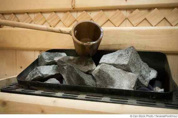 Der perfekte Saunaaufguss!
