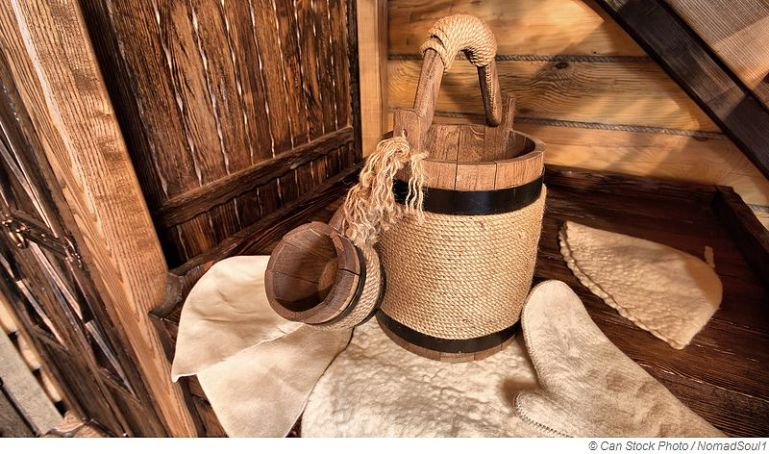 Saunabesuche schützt vor Herzinfarkt