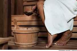 Nackt oder nicht? Etikette und Hygiene in der Sauna