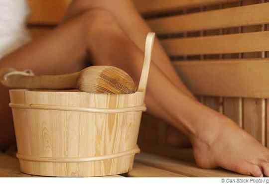 Sauna Mythen und Irrtümer