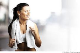 Sauna und Sport sind eine gute Ergänzung für unsere Gesundheit
