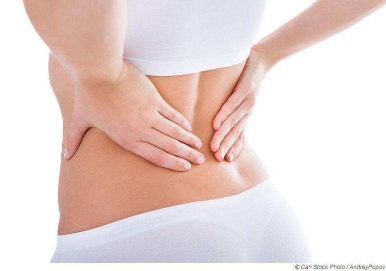 Sauna gegen Rückenschmerzen