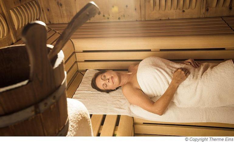 Sauna und Wellness auf Bayerisch