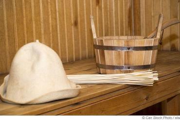 Sauna - Erholung für Körper und Seele!