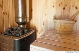 So vermeiden Sie Saunabrände in Privaträumen