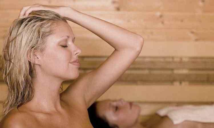 So schwitzen Saunaanfänger richtig - Anleitung für Anfänger