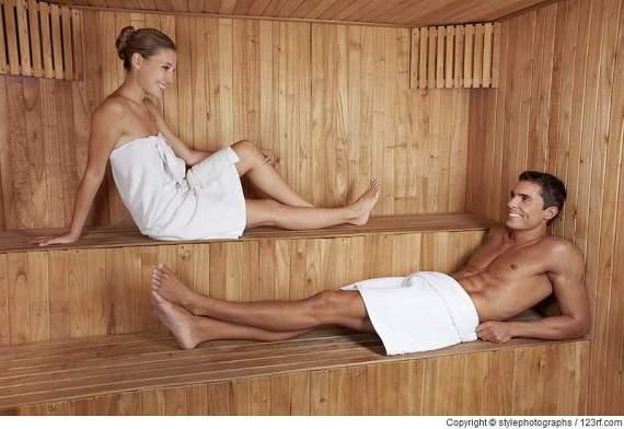 Saunabaden ist eine unterschätzte Heilmethode