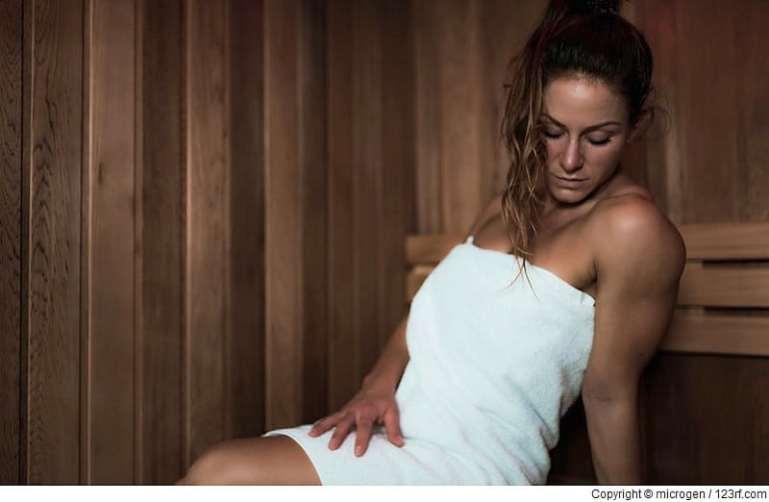Was nervt wirklich in der Sauna?