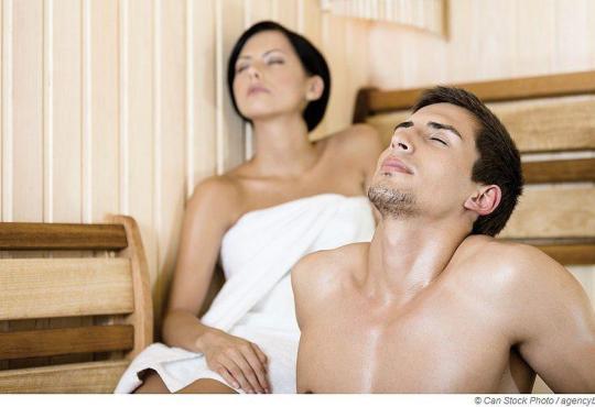 Saunabesuche erhöhen deine Gehirnleistung