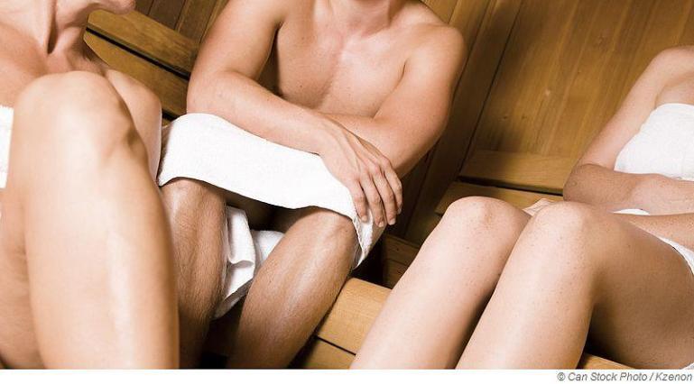 Wie kann man trotz Inkontinenz in die Sauna gehen?