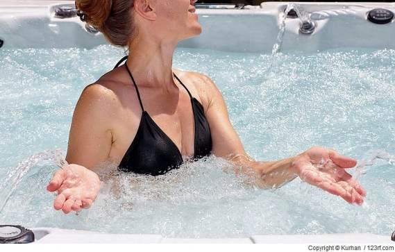 Warum ein Bad im Whirlpool gesund für uns ist