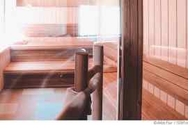 Zu jeder Jahreszeit in die Sauna gehen