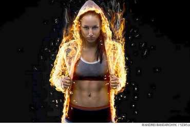 Schwitzanzug für ein intensives Training und leichtes Abnehmen