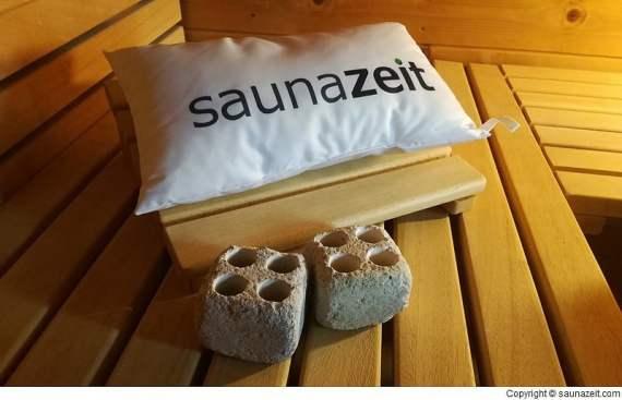 Speckstein - ein idealer Stein für die Sauna