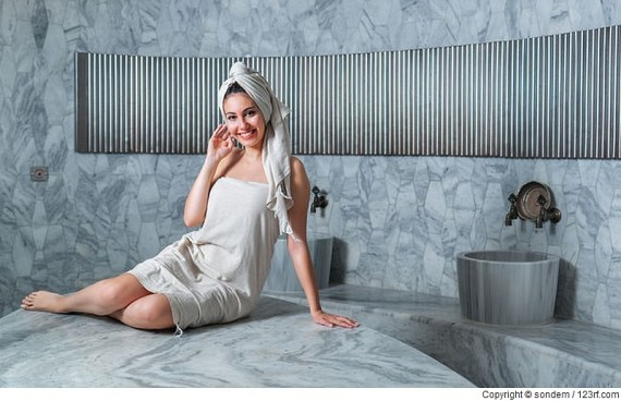 Dampfbad: Pure Entspannung für den Wellness-Liebhaber
