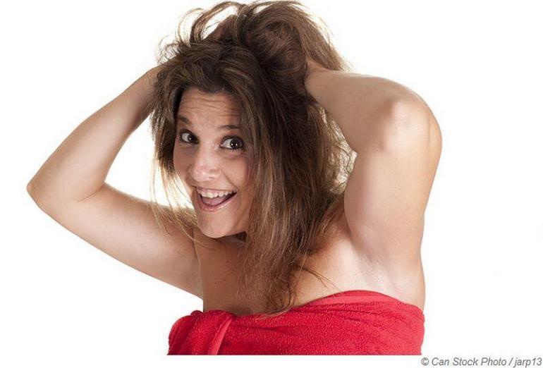 Saunagänge für schönes und prachtvolles Haar