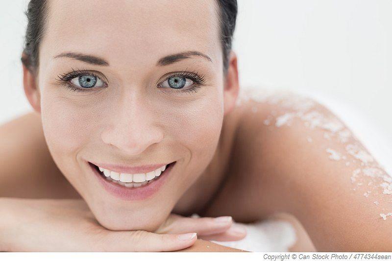 Wellness mit Salz für Haut und Gesundheit
