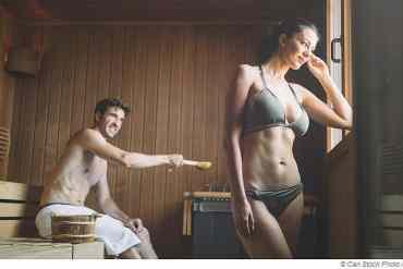 Welche Saunasitten und Bräuche gibt es in der Sauna?