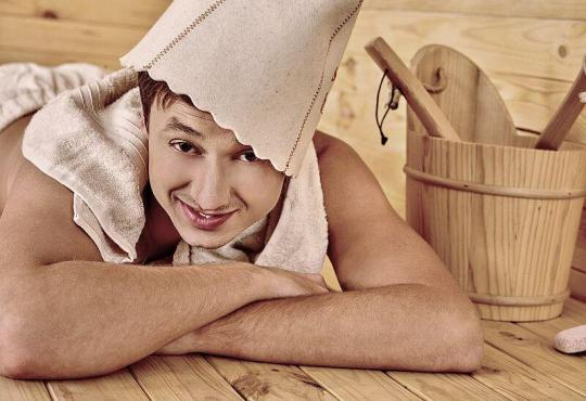 Warum soll ich meine Haare in der Sauna schützen?