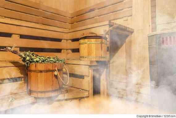 Welcher Unterschied besteht zwischen einem Dampfbad und einer Sauna?