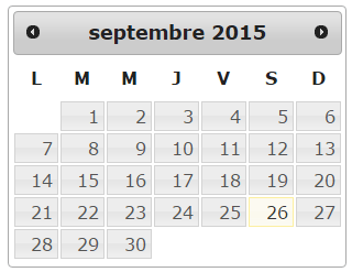 Easy way to show calendar input in your language and display the value in your language