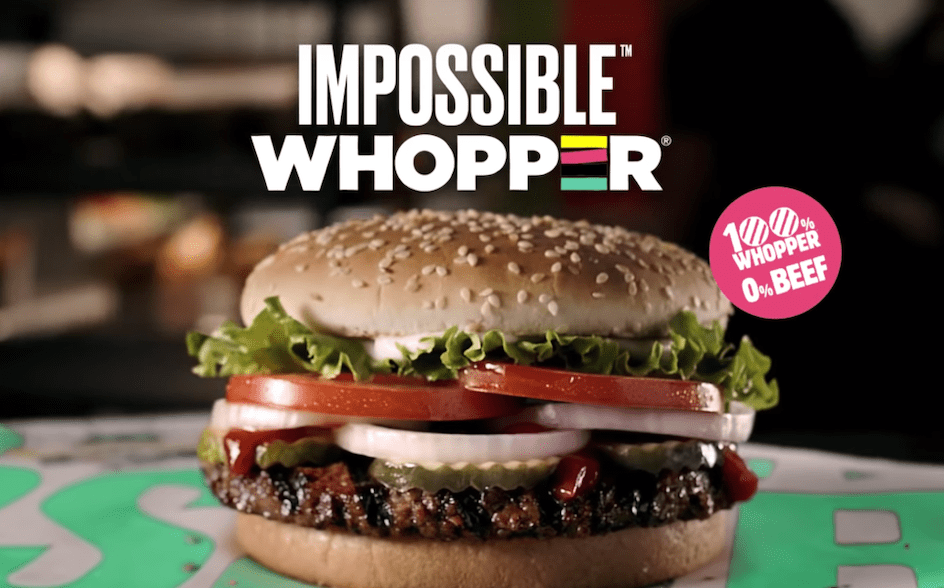 Watch: Burger King new ad for Impossible Whopper called 'Confusing Times'
