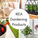 IKEA gardening