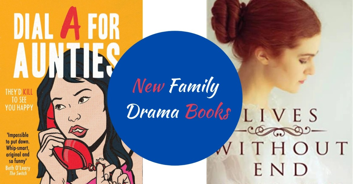 Eight new books to read about family drama