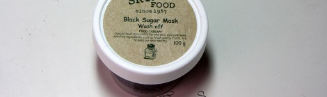 Review: Skinfood Black Sugar Mask