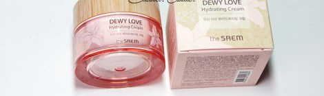 Review: The Saem Dewy Love Hydrating Cream