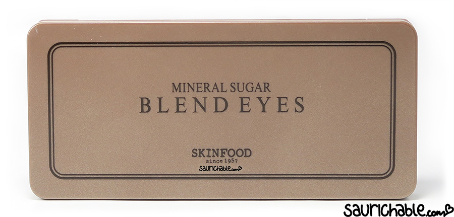 Skinfood Mineral Sugar Blend Eyes review