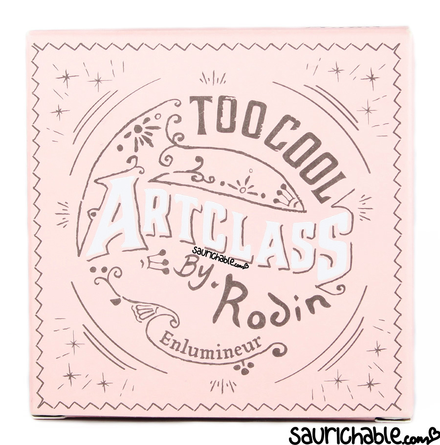 too cool for school Artclass by Rodin Highlighter review