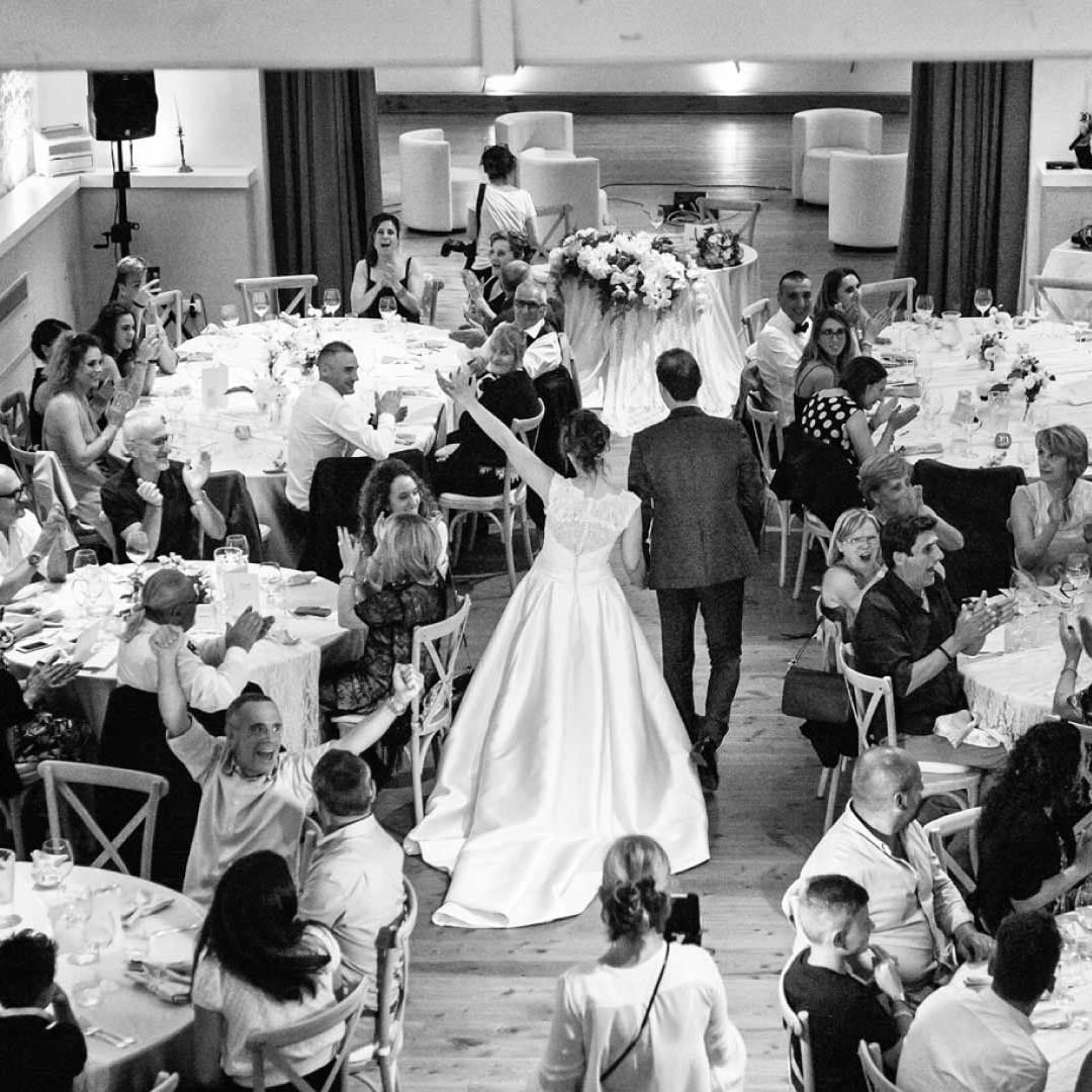 SAURO LE BEN | Matrimonio - La Colombaia, Soci