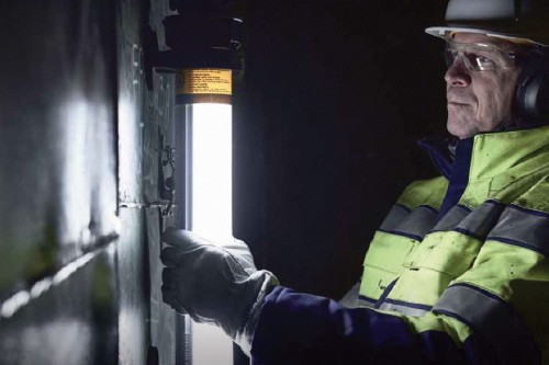 Atexor LED Lighting for Confined Spaces