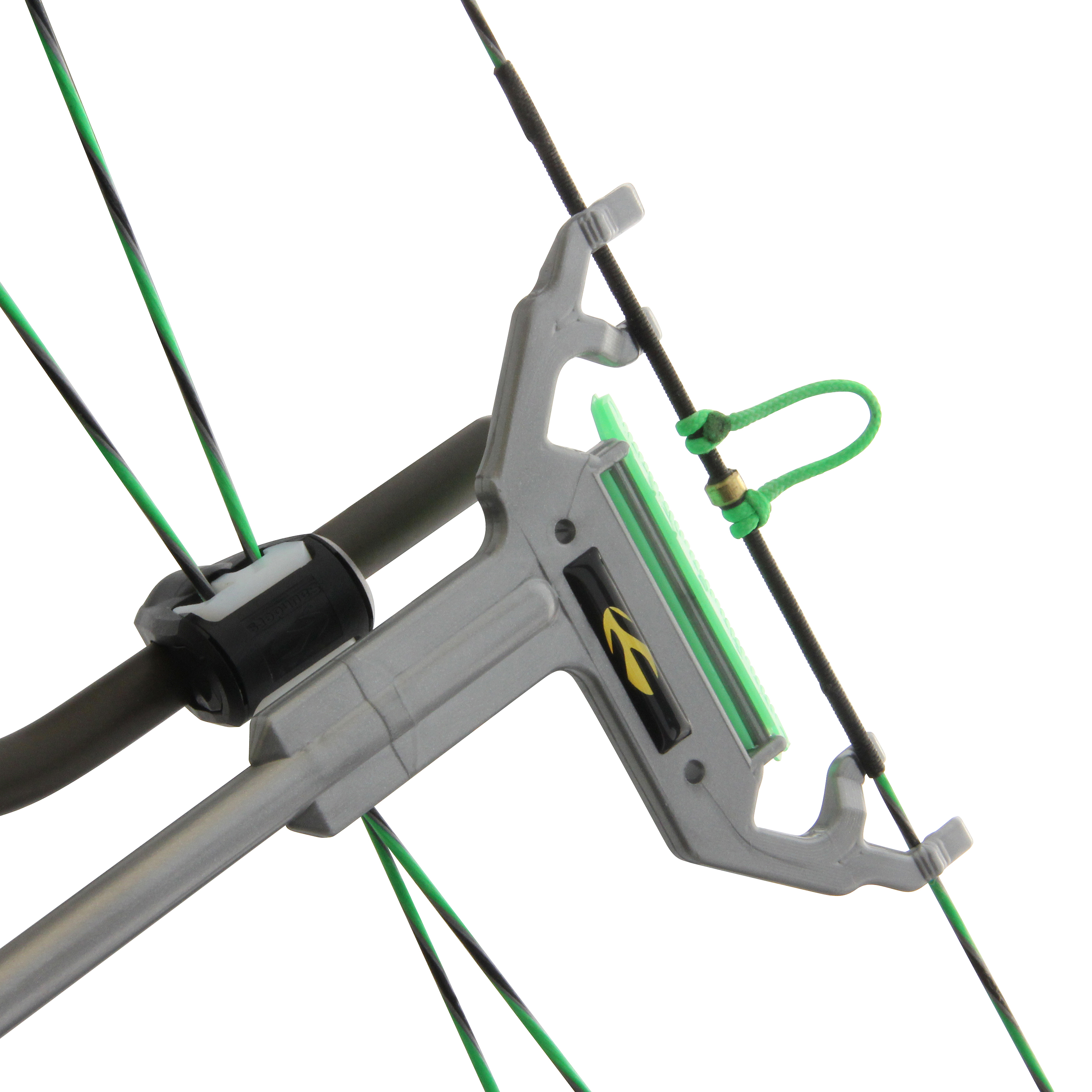 Saunders Forked Horn Bow Square Accessories Archery Tools