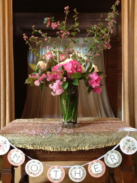 Mothers Day Flowers 2 Shirley 2015 photo-31