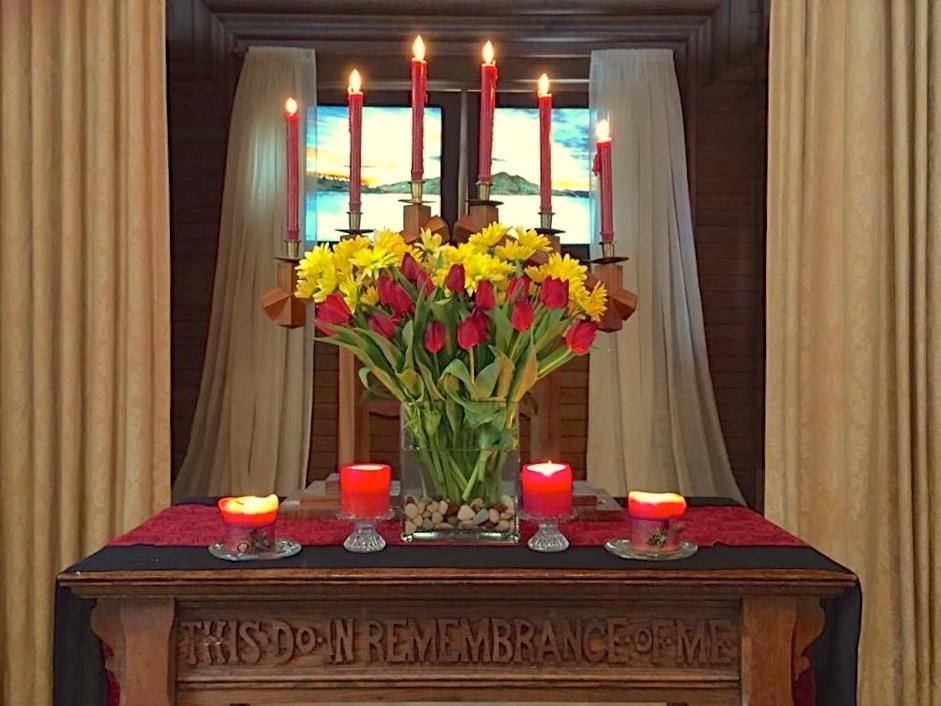 Pentecost 2015 frm Jill Fugaro