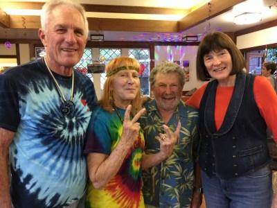 Den, Marty, George, Jill