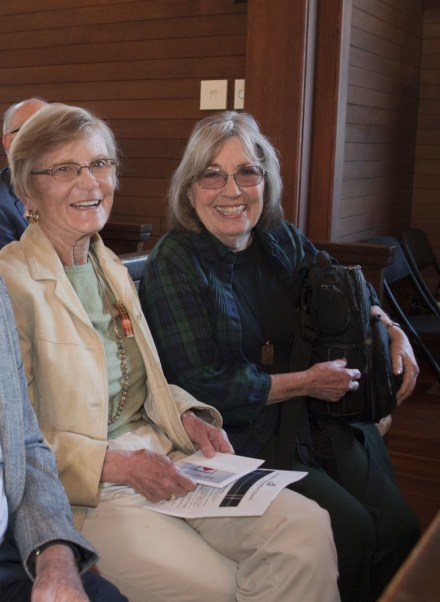 Carole Jehling and Mary DeMund Kirking - 20